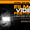 Sweep selected for the Athens International Film and Video Festival, USA