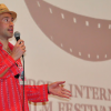 Harold Chapman at the Sapporo International Short Film Festival, Japan