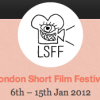 Invisible and Sweep selected for the London Short Film Festival