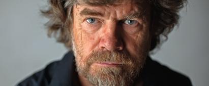 Harold Chapman to film and interview mountaineering legend Reinhold Messner