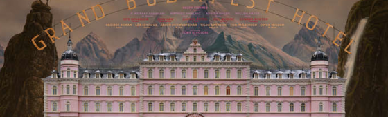 """The Grand Budapest Hotel"" in the Arbuturian"
