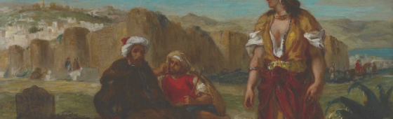 "Review of ""Delacroix and the Rise of Modern Art"" in the Arbuturian"