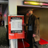 Director Harold Chapman at Tampere!