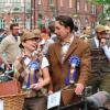 "Harold Chapman attends the 9th London ""Tweed Run"" for the Arbuturian"