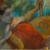 "Review of ""Drawn in Colour: Degas from the Burrell"" now in the Arb"
