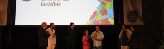 Invisible scoops the Jury Prize and Audience Award at NociCortin Film Festival, Italy
