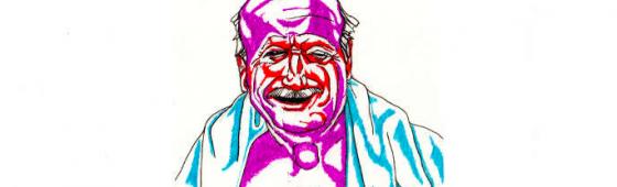 """Al Alvarez: A Portrait of the Artist as an Old Man"" in The Arbuturian"