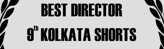 "Harold Chapman receives Best Director for ""Florian's Last Climb"" at Kolkata Shorts International Film Festival"
